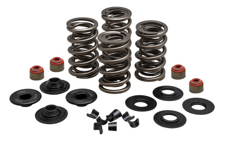 """Dual Spring Kit, H.T. Steel, 0.650"""" Lift, Various HD® Applications picture"""