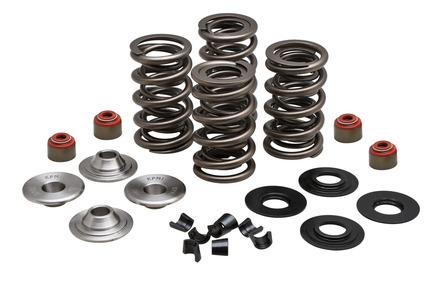 "Dual Spring Kit, Titanium, 0.650"" Lift, Various HD® Applications picture"