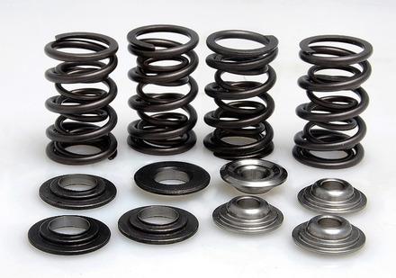 "Racing Spring Kit, Titanium, 0.390"" Lift, Various Honda® Applications picture"
