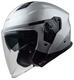 Vega Magna Touring Helmet (Silver, X-Large)