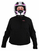 Vega Technical Gear Ladies MSS Soft Shell Jacket in size Large