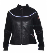 Vega Technical Gear Black Ladies Meridian Fleece Jacket in size Medium