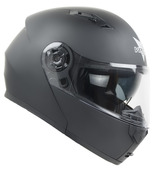 Vega Advantage Modular Helmet (Matte Black, Medium)