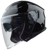 Vega Magna Touring Helmet (Gloss Black, 3X-Large)