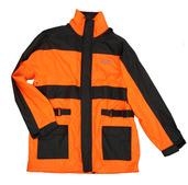 Vega Technical Gear Rain Jacket in Hi-Visibility Orange Size L