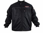 Vega Technical Gear Black Men's Meridian Fleece Jacket in size Small