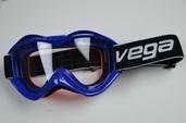 Vega Blue Goggles