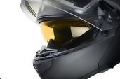 Vega Advantage Amber Drop-Down Sunshield