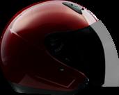 Vega VTS1 Candy Red XS