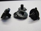 Vega Mojave/Mojave Jr./Viper/Viper Jr/NBX-Pro Visor Screws - 3 Piece set