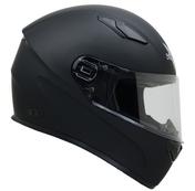 Vega Helmets 6100-060 Ultra Full Face Helmet for Men & Women (Matte Black, 6X-Large)