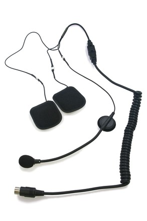 IMC Headset for Modular or Open Face 5 Pin picture