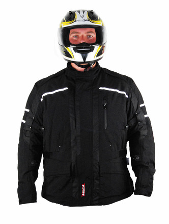 Vega Technical Gear Black MK3 Jacket size Small picture