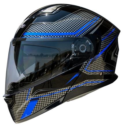Vega Caldera 2 Modular Motorcycle Helmet (Blue Blade, Large) picture