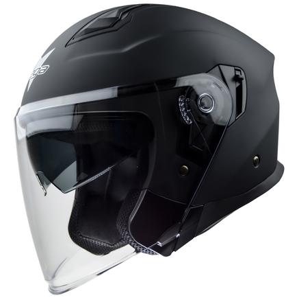 Vega Magna Touring Helmet (Matte Black, Medium) picture