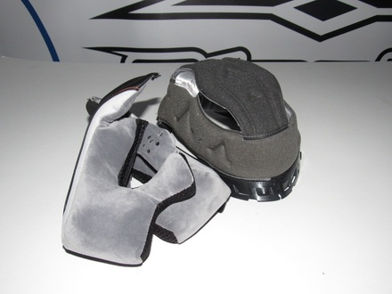 Vega Insight full face helmet replacement extreme comfort system liner in Xsmall picture