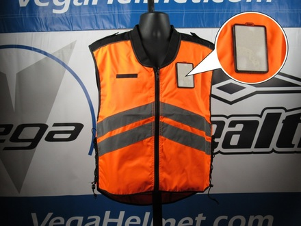 Vega Safety Vest ID Holder picture