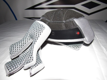 Vega Viper Off Road helmet Replacement Extreme Comfort Fit Liner System Xsmall picture