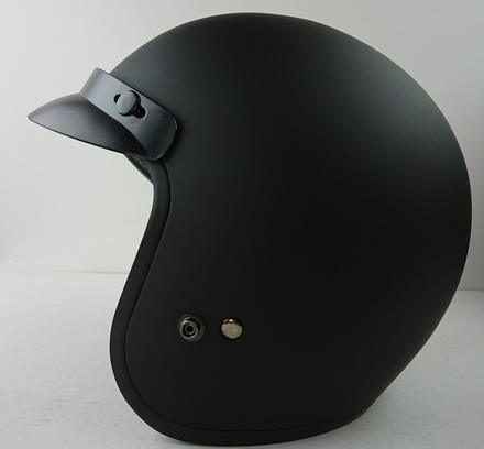 Vega X380 open face helmet in Flat black size Large picture