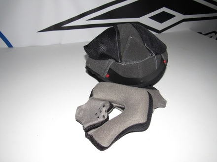 Vega Altura Full Face Helmet Replacement Speaker Pocket 5XLarge Liner picture