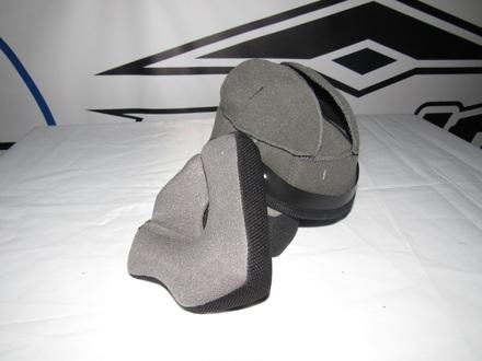 Vega Trak Karting Full Face Helmet Replacement Xsmall Liner picture