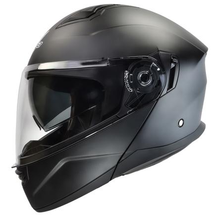 Vega Caldera 2 Modular Motorcycle Helmet (Matte Black, Medium) picture