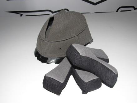 Vega Mojave Jr. Off Road Helmet Replacement 10/07 Black Small Liner picture