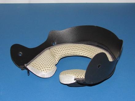 Vega Transit Open Face Helmet Replacement Xsmall - Medium Wind Curtain picture