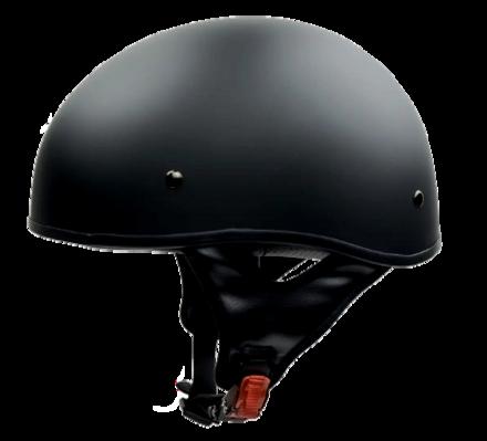 Vega Sniper Matte Black Half Helmet Small 55-56 CM picture