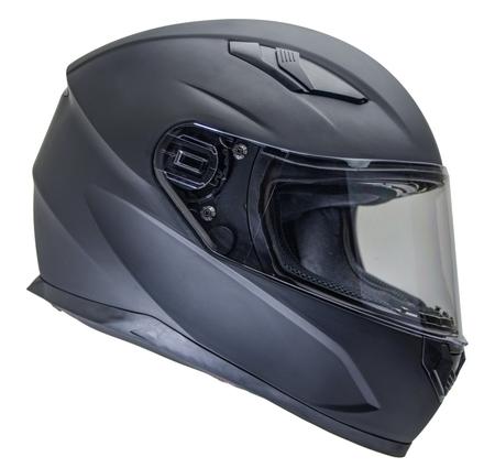 Vega Ultra II Full Face Helmet (Matte Black, Large) picture