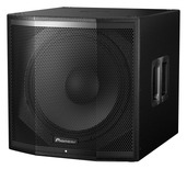 XPRS115S 15 inch reflex loaded active subwoofer
