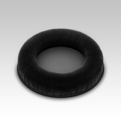 HC-EP0301 REPLACEMENT VELOUR EAR PADS FOR HRM-7