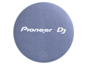 PIONEER DJ TURNTABLE SLIPMAT (GRAY)