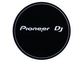 PIONEER DJ TURNTABLE SLIPMAT (BLACK)