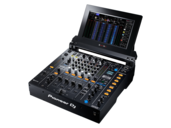 DJM-TOUR1 TOUR SYSTEM 4-CHANNEL DIGITAL MIXER WITH FOLD-OUT TOUCH SCREEN