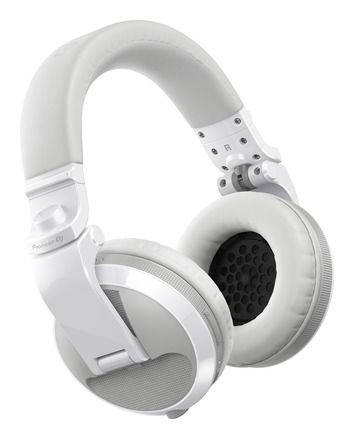 HDJ-X5BT-W (WHITE) Over-ear DJ headphones with Bluetooth® wireless technology picture