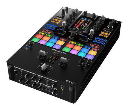 DJM-S11 PROFESSIONAL 2-CHANNEL DJ MIXER FOR SERATO DJ picture