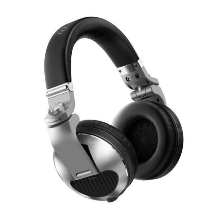 HDJ-X10-S FLAGSHIP PROFESSIONAL DJ HEADPHONES (SILVER) picture