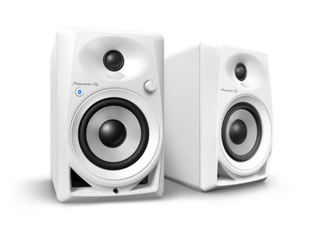 DM-40BT-W 4-INCH COMPACT ACTIVE MONITOR SPEAKERS (WHITE, PAIR) picture