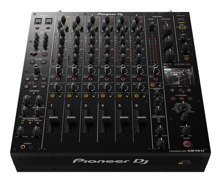 DJM-V10-LF PROFESSIONAL DJ MIXER picture