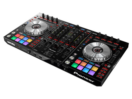 Refurbished DDJ-SX2 (RED) 4-CHANNEL CONTROLLER FOR SERATO DJ picture