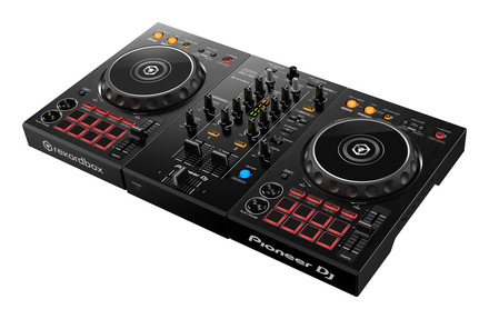 REFURBISHED DDJ-400 2-CHANNEL CONTROLLER FOR REKORDBOX DJ picture