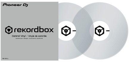 RB-VD1-CL CONTROL VINYL FOR REKORDBOX DJ (PAIR) picture