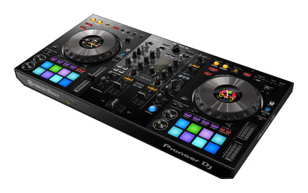 DDJ-800 2-channel DJ controller picture