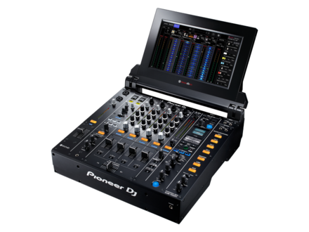 DJM-TOUR1 TOUR SYSTEM 4-CHANNEL DIGITAL MIXER WITH FOLD-OUT TOUCH SCREEN picture