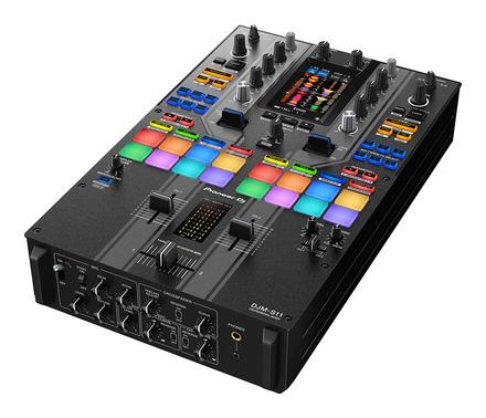 DJM-S11-SE PROFESSIONAL 2-CHANNEL DJ MIXER FOR SERATO DJ picture