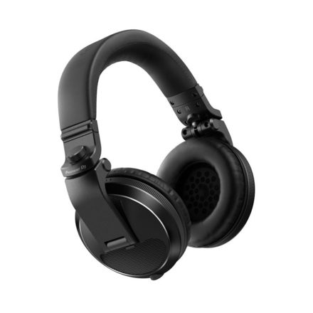 HDJ-X5-K DJ HEADPHONES (BLACK) picture