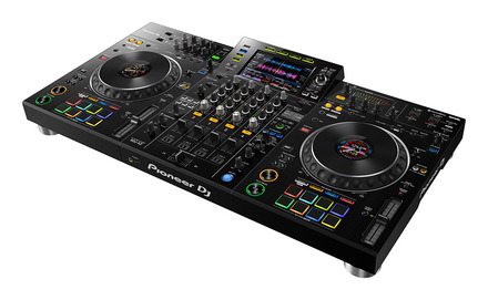 Refurbished XDJ-XZ Professional all-in-one DJ system picture