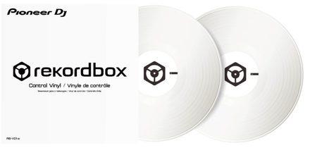 RB-VD1-W CONTROL VINYL FOR REKORDBOX DJ (PAIR) picture