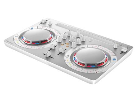 DDJ-WeGO4-W COMPACT DJ CONTROLLER (WHITE) picture